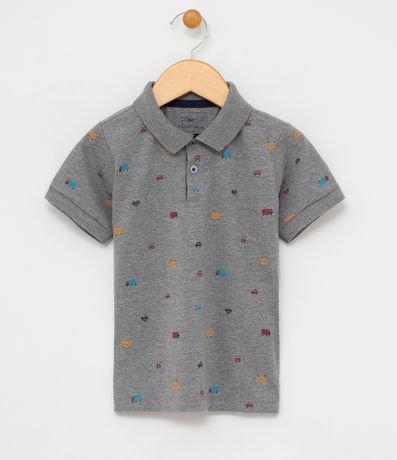 d4734f4251 Camisa polo infantil  opções lindas para os pequenos - Renner