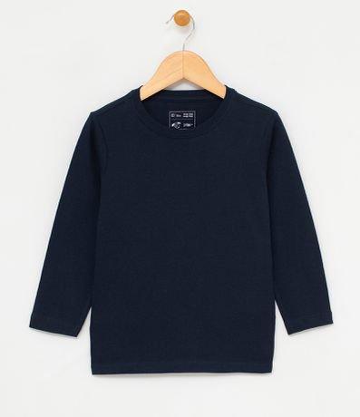 d07b9f0383 Camiseta Manga Longa Infantil - Renner