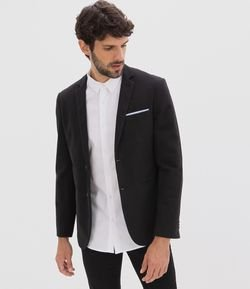 Blazer Price Point con Bolsillo