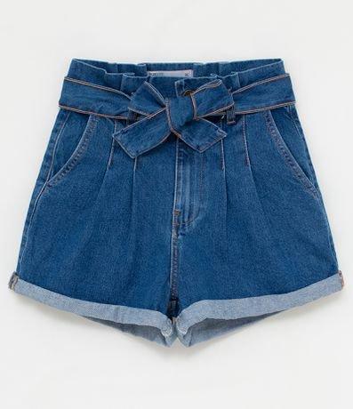 85e2f33fb Short Jeans Clochard com Bolsos