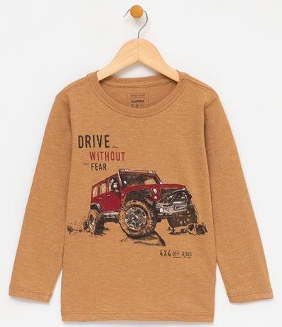 0ddcdd50ad Compre Camiseta Infantil para Meninos e Meninas - Renner
