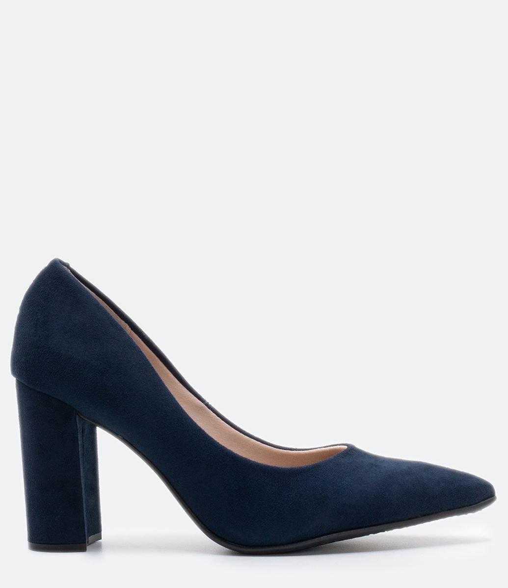 60326f44ec Menor preço em Sapato Scarpin Feminino Salto Grosso Beira Rio