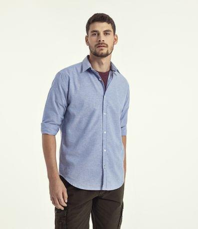 24d9a51cb2 Camisas masculinas: do social ao casual é aqui - Renner