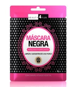 Máscara Facial Purificante Anti-cravo Beauty 4 Fun