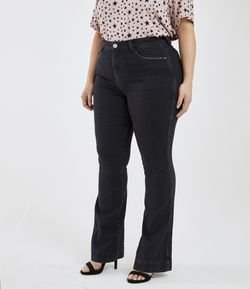 Calça Jeans Boot Cut Curve & Plus Size
