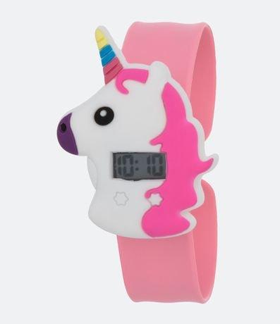 Relógio Infantil Unicónio Digital