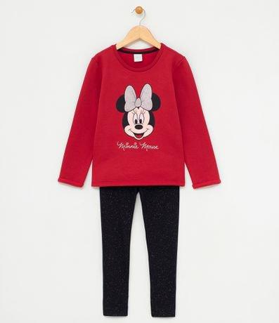 92d6ba94b4d816 Roupa da Minnie Mouse: Blusa, Vestido, Calça e Mais - Renner
