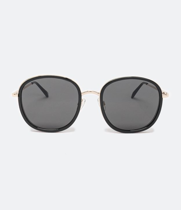 Oculos de Sol Feminino Modelo Redondo | Accessories | Rosa | U