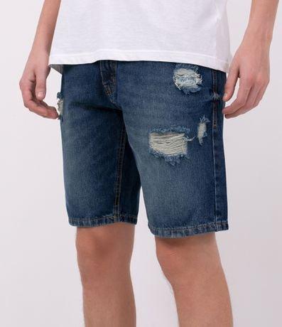 2743a236a32346 Bermuda jeans masculina: o estilo nessa peça tradicional - Renner