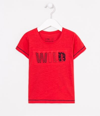 585c35d91f5e51 Compre Camiseta Infantil para Meninos e Meninas - Renner