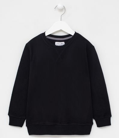 Blusão Infantil em Fleece - Tam 5 a 14 anos