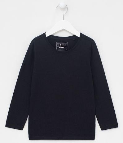 Camiseta Infantil Básica - Tam 5 a 14 anos