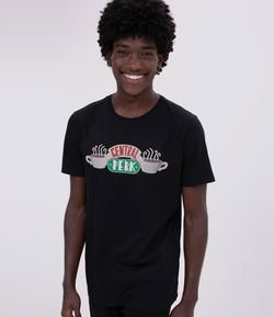 Camiseta Estampa Central Perk