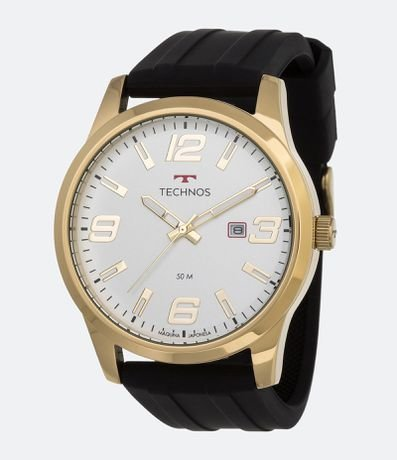 Relógio Masculino Technos 2115MOM/8B Analógico 5ATM