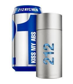 Perfume Carolina Herrera 212 Men Collector Eau de Toilette