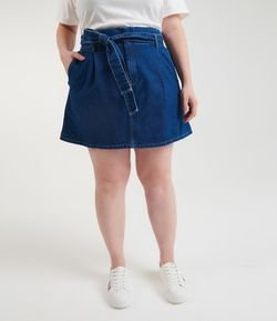 Saia Jeans Clochart Curve & Plus Size