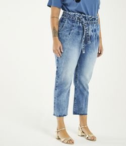 Calça Jeans Clochart Curve & Plus Size