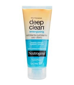 Esfoliante Facial Neutrogena Deep Clean Energizing