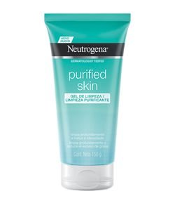 Gel de Limpeza Facial Neutrogena Purified Skin