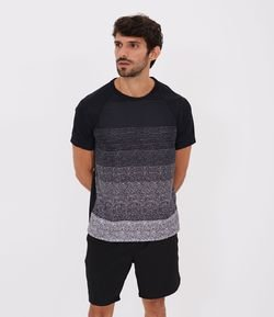 Camiseta Esportiva Fit Falso Reglan Sublimada
