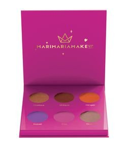 Paleta de Sombras Girl Power Mari Maria
