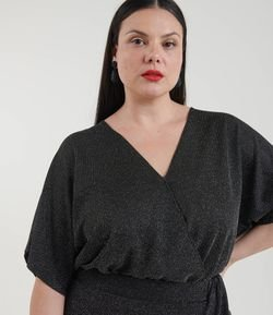 Body com Brilho Curve & Plus Size