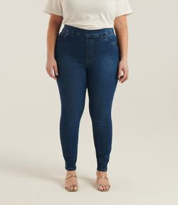 Calça Jegging Lisa Curve & Plus Size