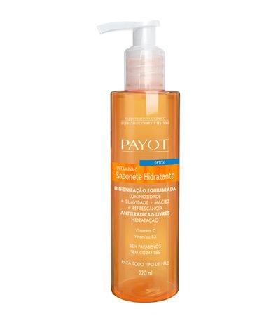 Sabonete Líquido Facial Payot Detox Vitamina C