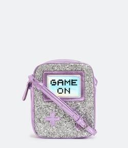 Bolso Transversal Game On - Tam U