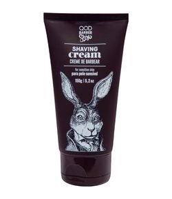 Creme de Barbear QOD Barber Shop Shaving Cream