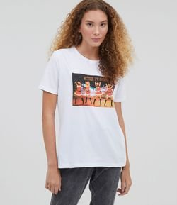 Blusa com Estampa Mean Girls