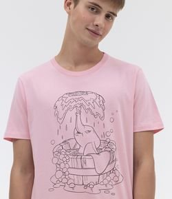 Camiseta Estampa Dumbo