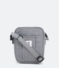 Bolsa Masculina Texturizada Only Good Stuff