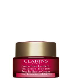 Creme Facial Anti-IdadeClarins Multi Intensive Rose Radiance