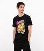 Camiseta Manga Curta Estampa Bart Simpsons