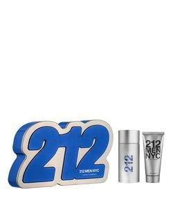 Kit Perfume Carolina Herrera 212 Men Nyc Eau de Parfum + Pós Barba