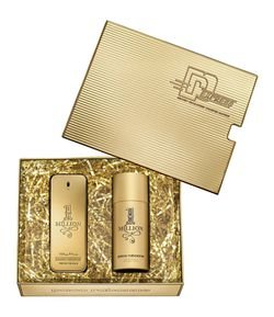 Kit Perfume Paco Rabanne One Million Masculino Eau de Toilette + Desodorante