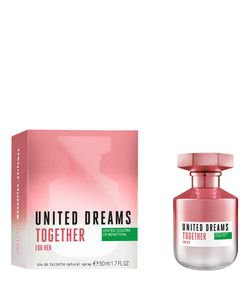 Perfume Benetton United Dreams Together Her Eau de Toilette