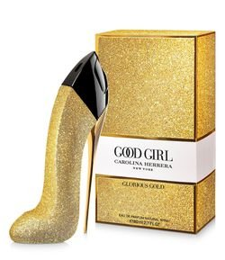 Perfume Carolina Herrera Good Girl Glorious Gold Feminino Eau de Parfum