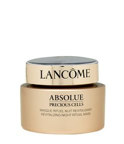 Máscara Noturna Lancôme Absolue Precious Cells Night Ritual