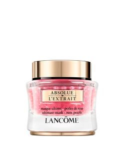 Máscara Facial Hidratante Absolute L'Extrait Ultimate Rose Serum Mask
