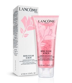 Esfoliante Facial Lancôme Rose Sugar