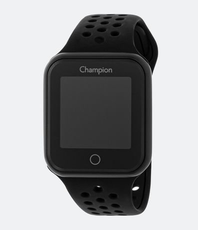 Relógio Unissex Champion CH50006P Digital Smart Watch