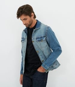 Campera Manga Larga Jean Lisa