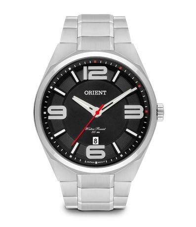 Kit Relógio Masculino Orient MBSS1326-KI28P2SX Analógico 5ATM + Carteira