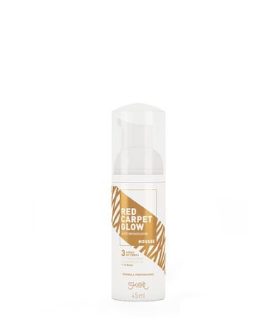 Autobronzeador Corporal em Mousse Skelt Red Carpet Glow
