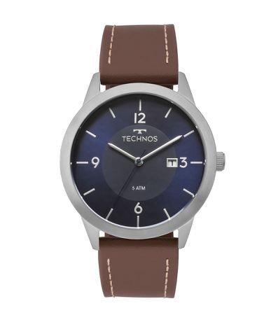 Relógio Masculino Technos 2115MOG0A Analógico 5ATM