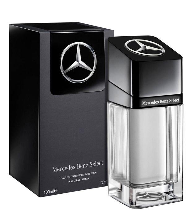 Perfume Mercedes Benz Select Masculino Eau de Toilette | Mercedes Benz | 100ml