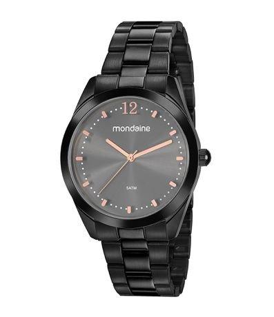 Kit Relógio Feminino Mondaine 53812LPMVPE3K Analógico 5ATM + Pulseira