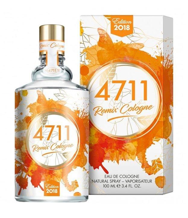 Perfume 4711 Remix Cologne Orange | 4711 | 100ml
